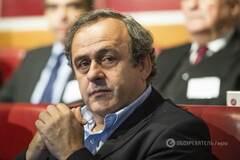 Экс-президент УЕФА Платини арестован: новые подробности
