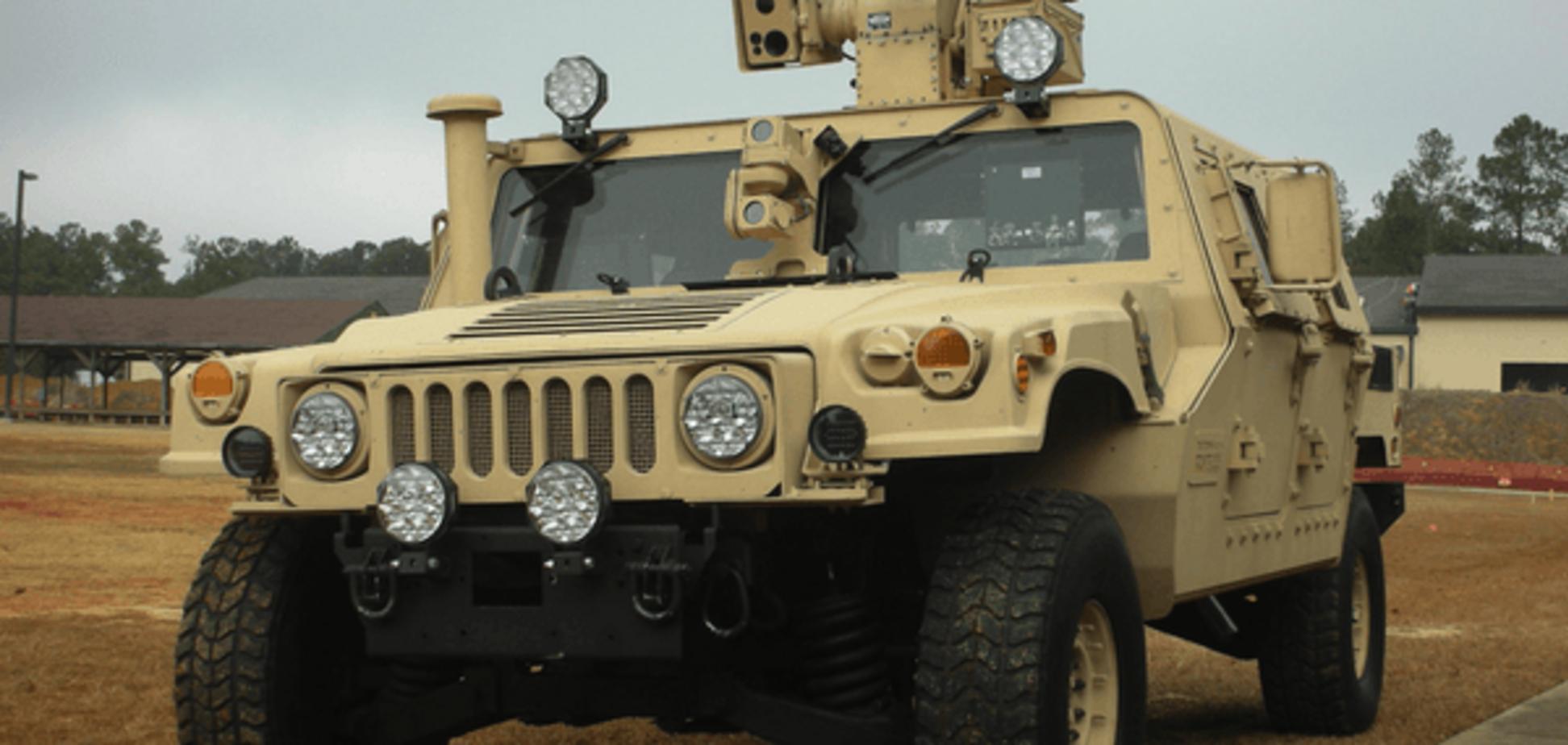 Оборонные расходы: Украина может превратить внедорожник 'Хамви' в кошмар террористов