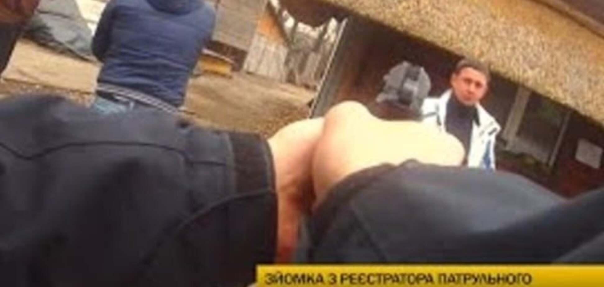 В Киеве полиция изъяла у вооруженной банды груз янтаря на 4,5 млн гривен