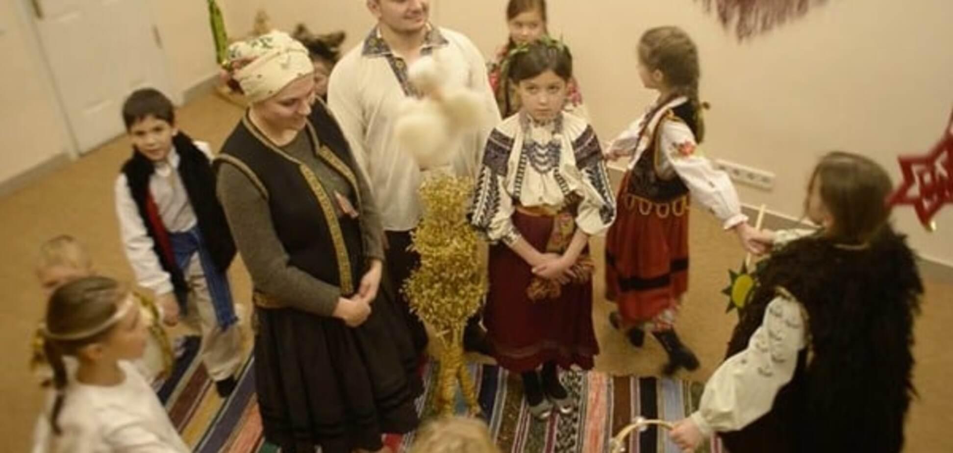 Свято триває: українська група переспівала старовинну щедрівку