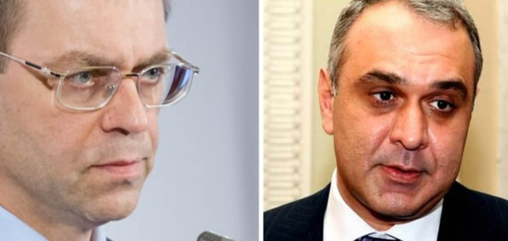 НАБУ допросит Пашинского и Жванию