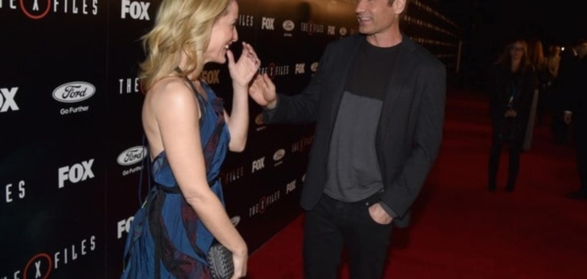 'Секретні матеріали': у Лос-Анджелесі відбулася прем'єра нового сезону серіалу