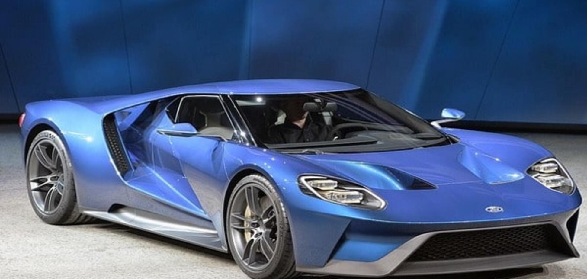 Сліпуча краса: топ-10 ефектних автомобілів, очікуваних у 2016 році