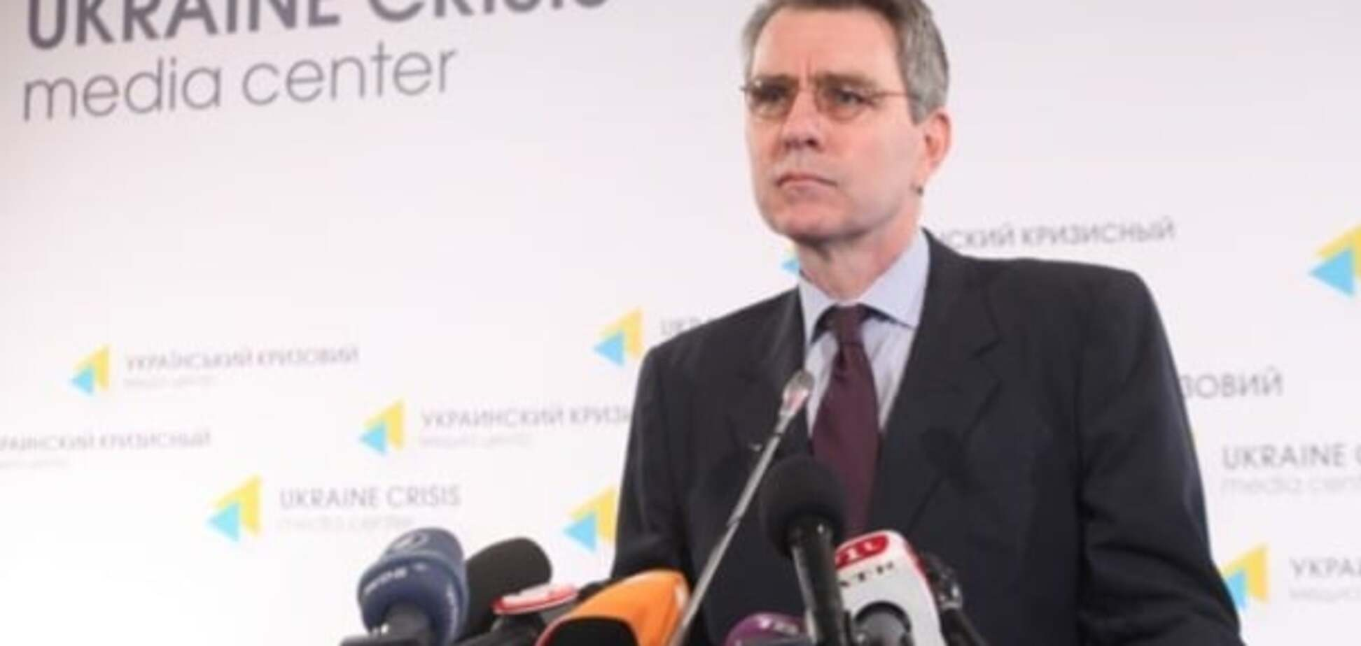 Мы будем давить на Путина до конца - посол США в Украине