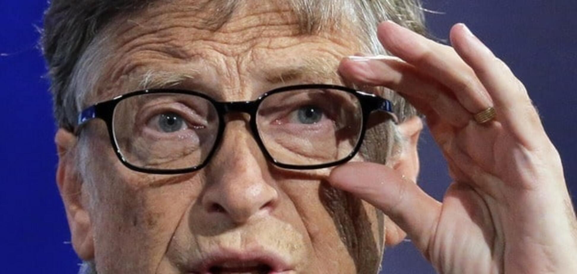 Билла Гейтса запугал 'расправой' известный музыкант: видеофакт