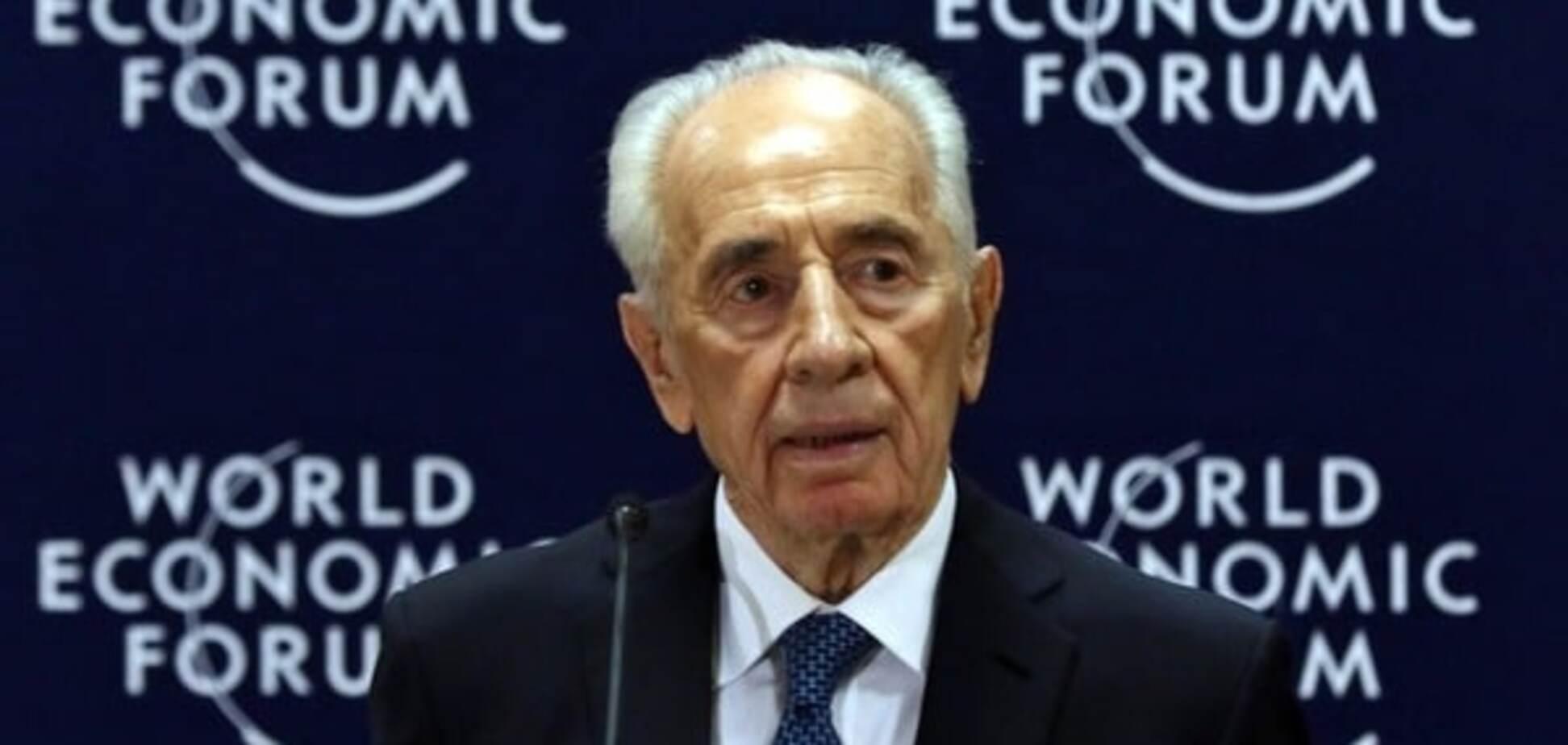 У экс-президента Израиля Шимона Переса случился сердечный приступ