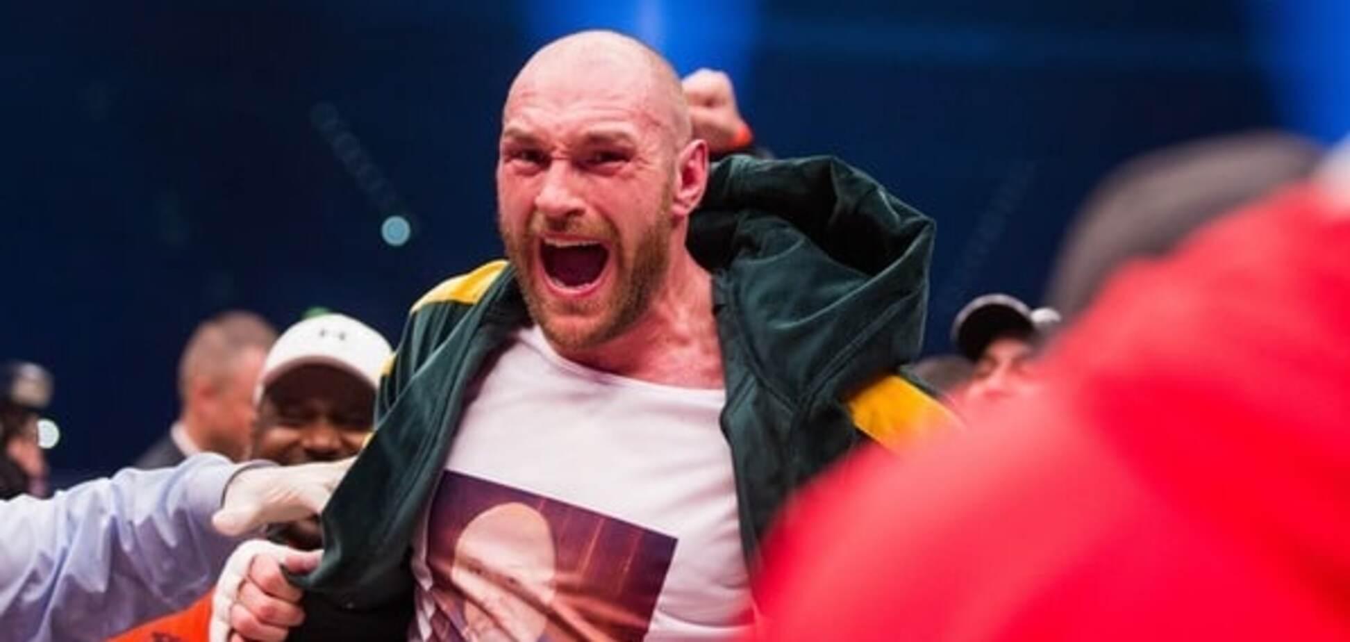 'Безнадійний': Тайсон загнобив непереможного українського боксера