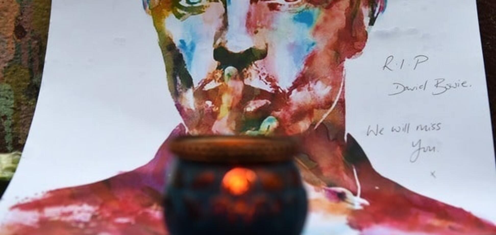 Без прощань і похорону: тіло Девіда Боуї таємно кремували в Нью-Йорку