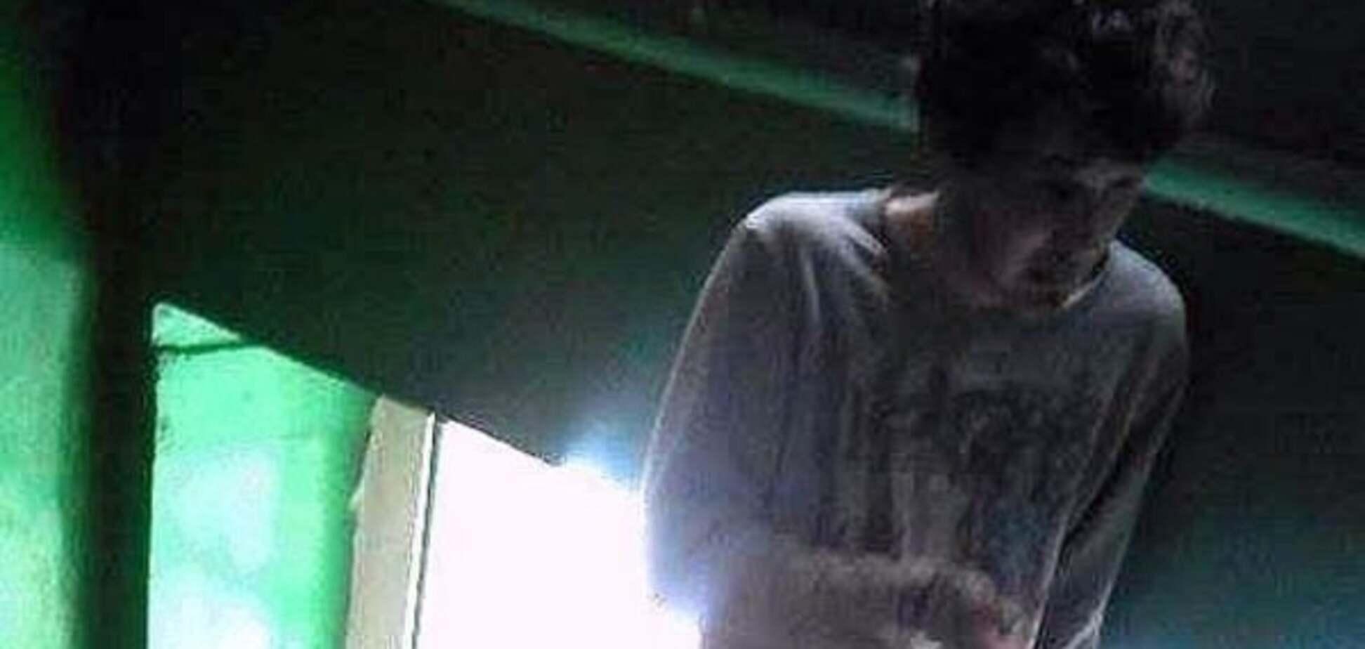 Смертельна ДТП у Києві: 'нетранспортабельного' мажора зняли в курилці лікарні: фотофакт