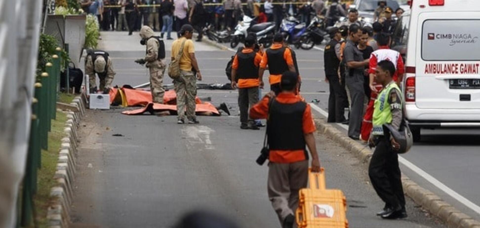 ИГИЛ вездесущий: исламисты взяли на себя ответственность за теракты в Джакарте