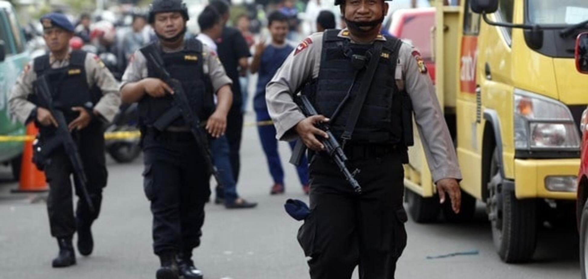 Теракти в Джакарті: силовики ліквідували декілька терористів