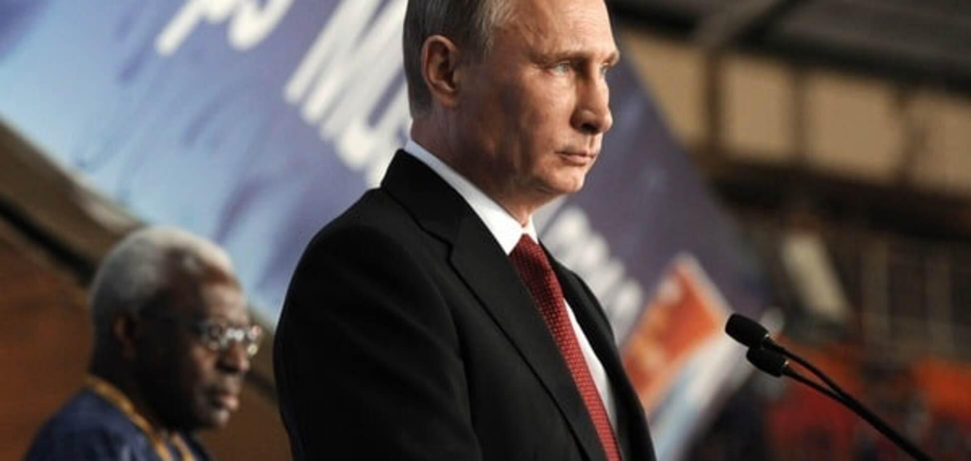WADA обвинило Путина в грандиозном допинговом скандале