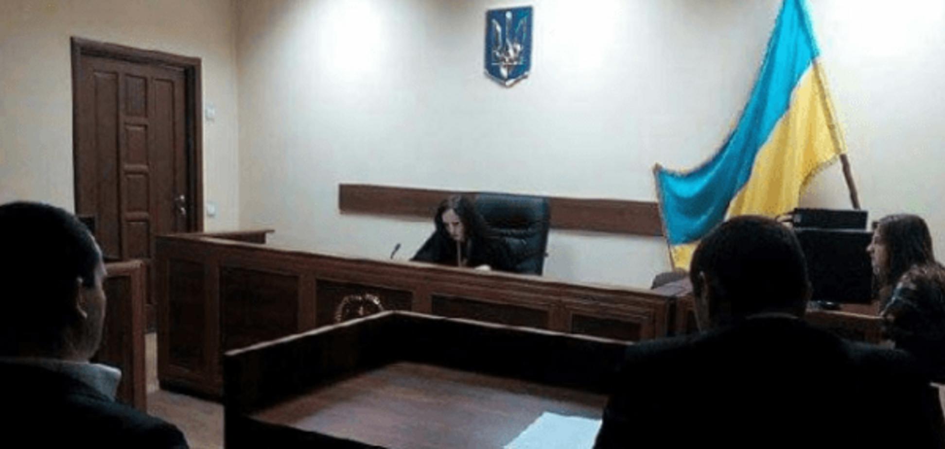 'Мажор' Толстошеев в суде рассказал о смертельной аварии в Киеве