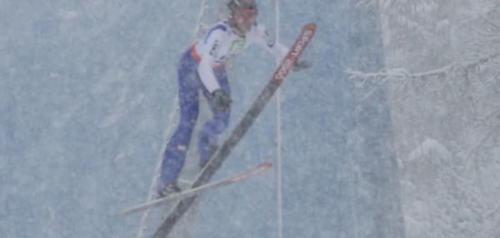 Австрийского чемпиона парализовало после страшного падения: видео инцидента