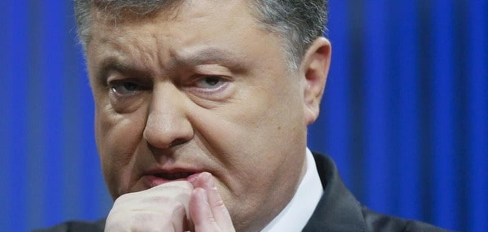 Порошенко должен договариваться с Грызловым только о капитуляции Путина – Слава Рабинович