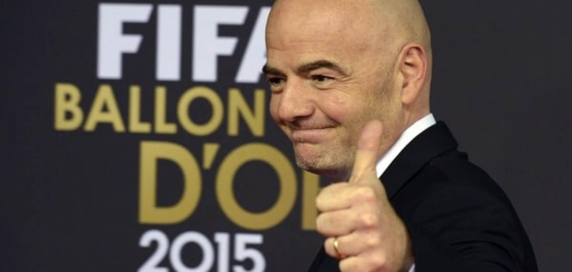 'Може стати в нагоді'. Голова УЄФА заступився за Росію