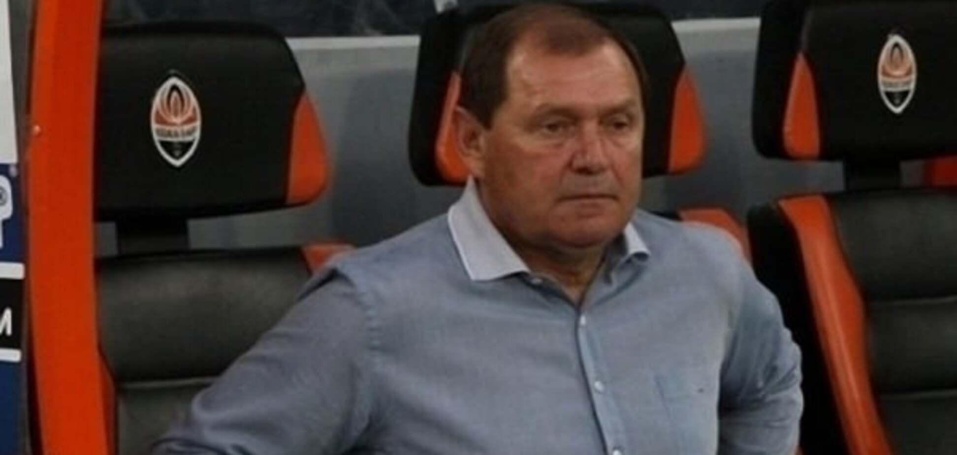 'Класні гравці рвуться звідси'. Екс-тренер 'Шахтаря' загнобив чемпіонат України