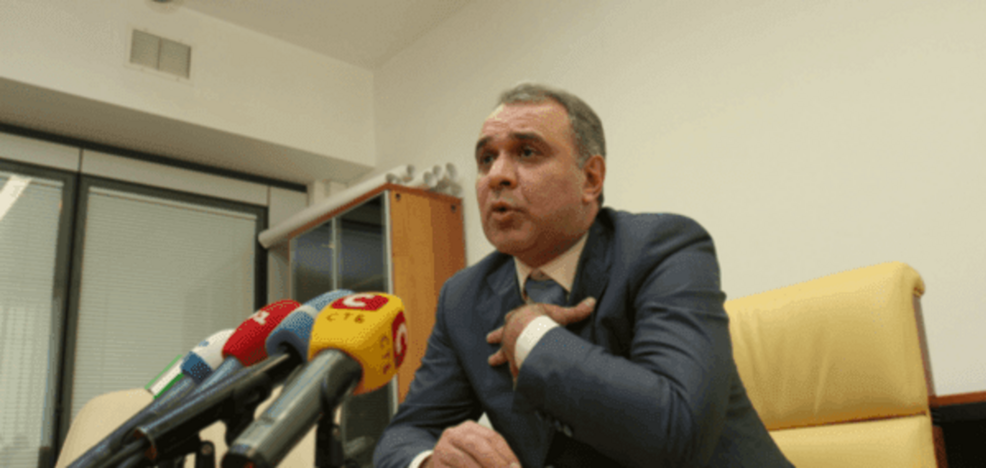 Жванию снова допрашивали по 'урановым проделкам' Мартыненко - депутат