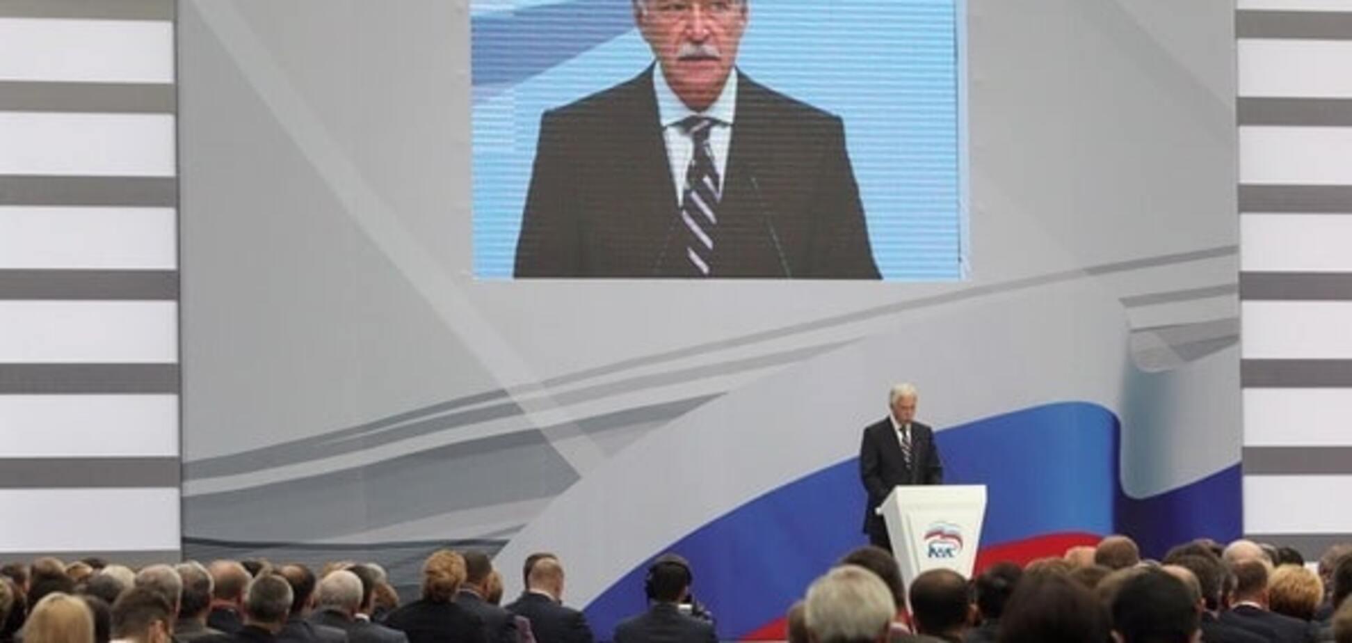 В России увидели 'добрую примету' в переговорах Порошенко и Грызлова