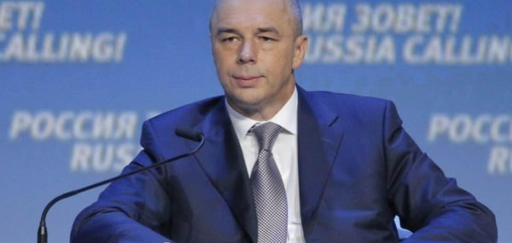 Готуються до гіршого: Силуанов підрахував збитки Росії за умов нафти по $25