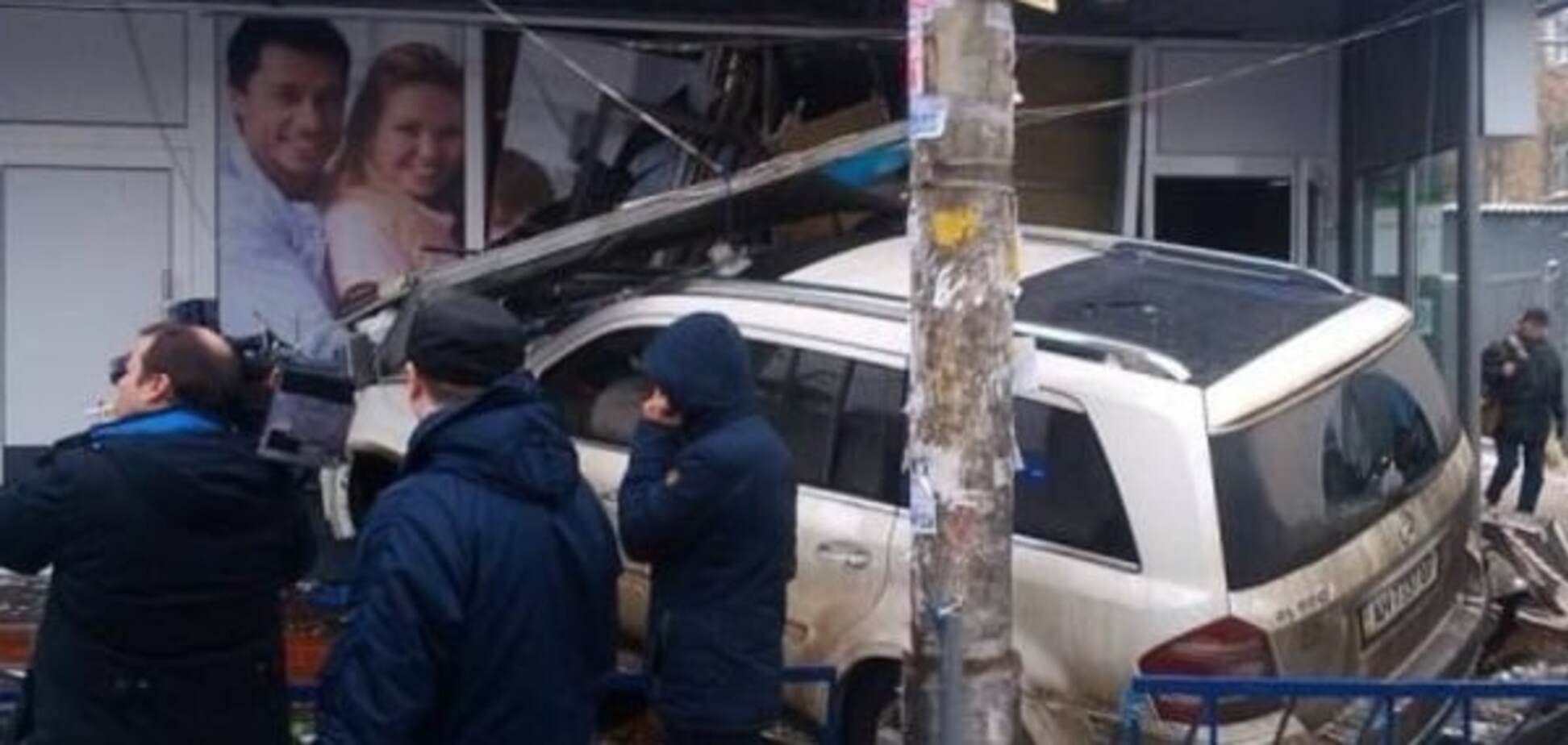 ДТП с мажором на Левобережной: Аваков потребовал 'полной перезагрузки' судебной системы