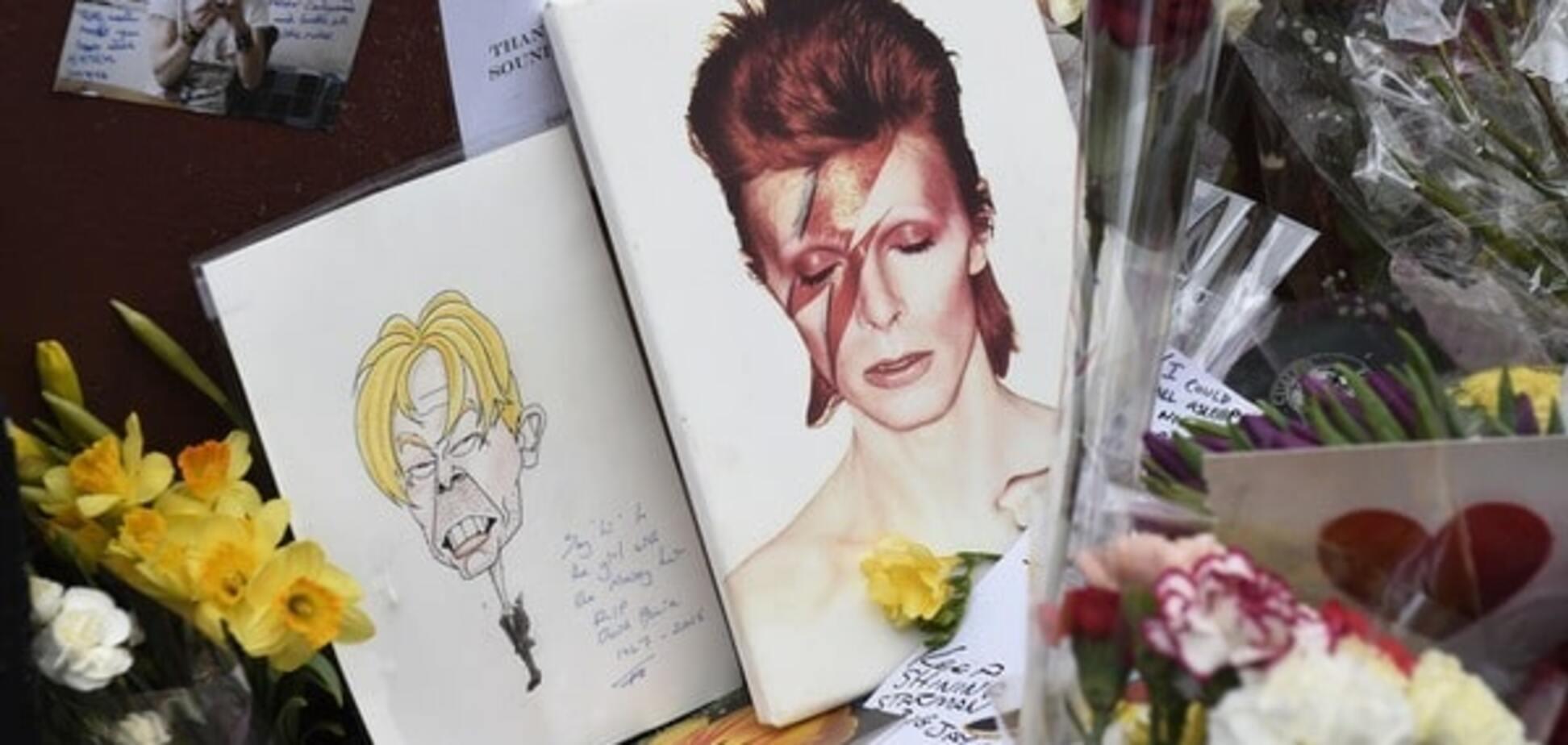 RIP Боуї: стало відомо про таємну церемонію прощання з музикантом
