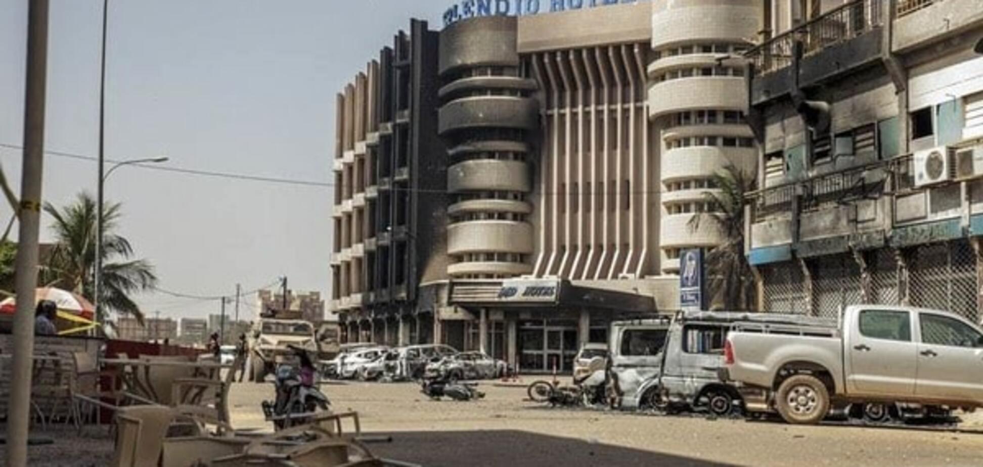У Буркіна-Фасо ідентифікували тіла трьох терористів