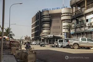 В Буркина-Фасо идентифицировали тела трех террористов