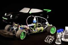 Голландские студенты создали 'кислотную' машину будущего