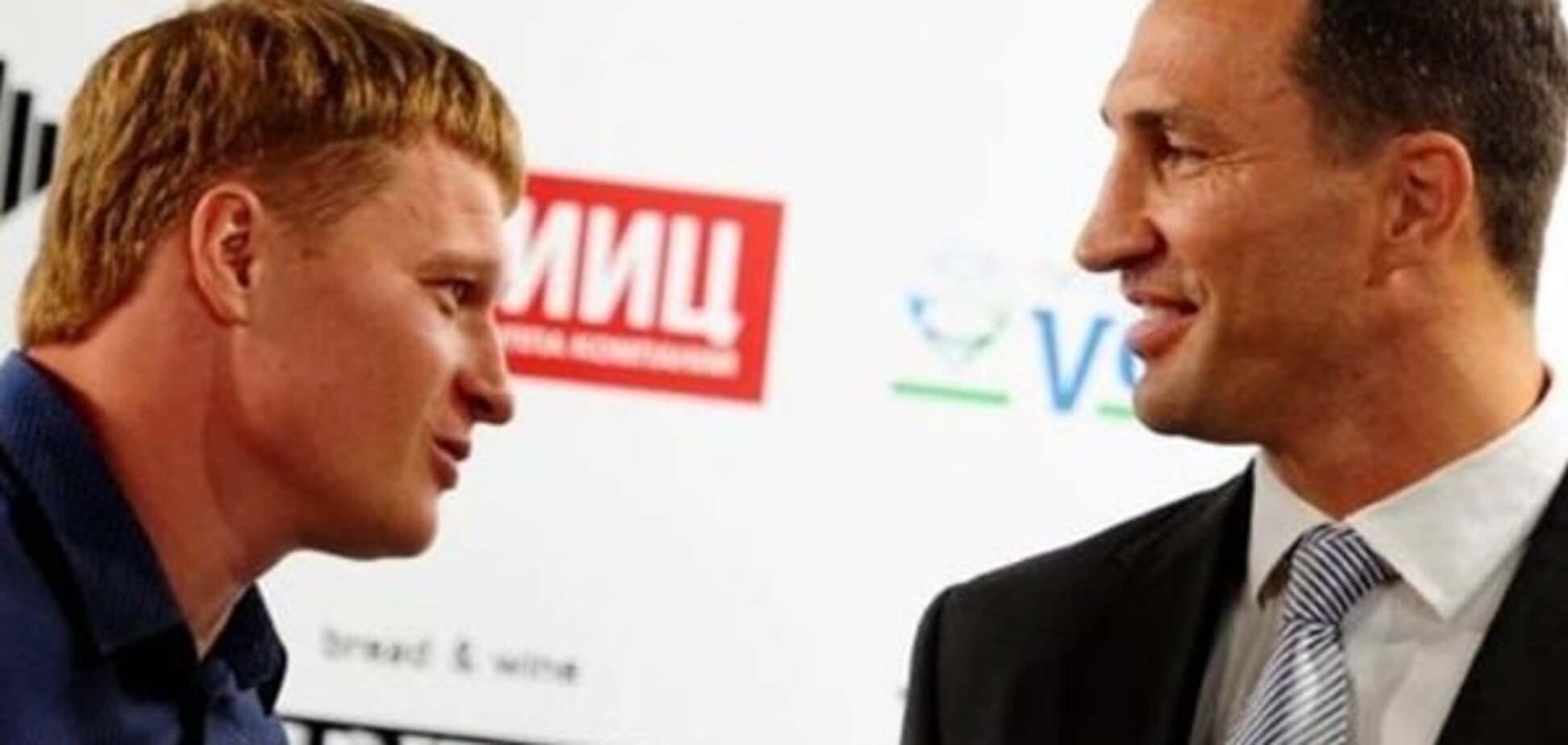 Повєткін порівняв Кличка і непереможного американського чемпіона
