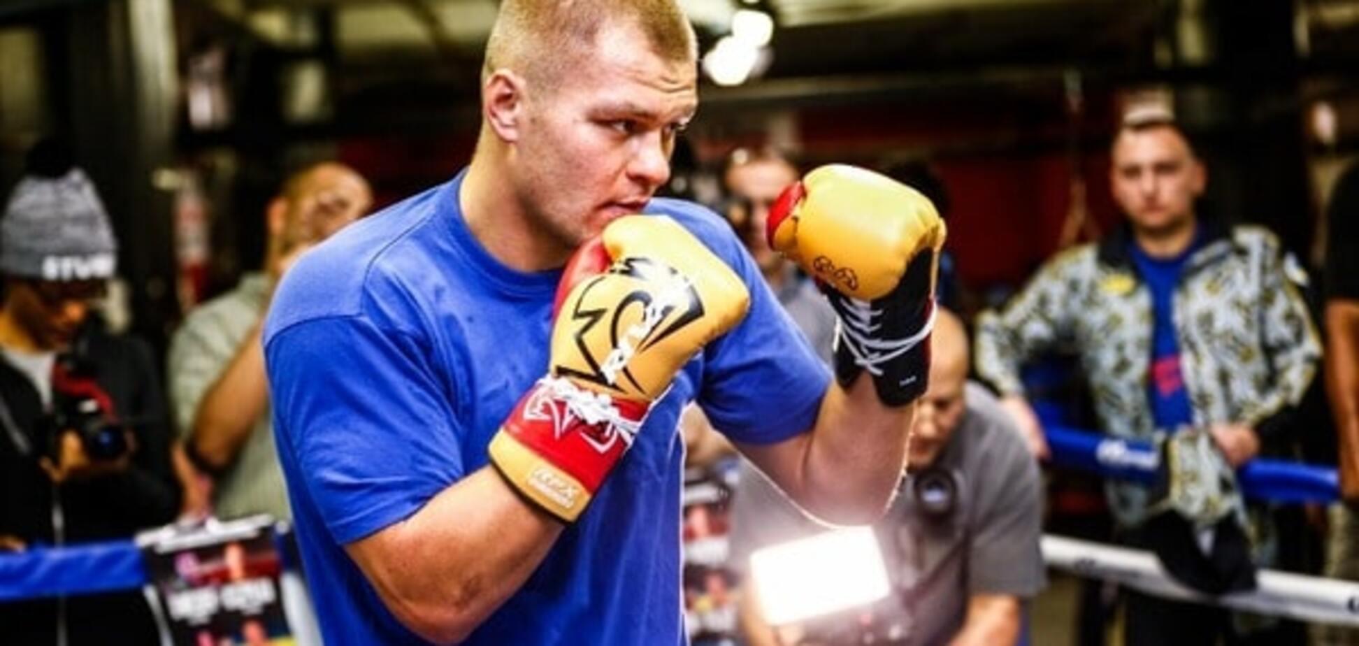 Українця Глазкова виключили із Всесвітньої боксерської ради