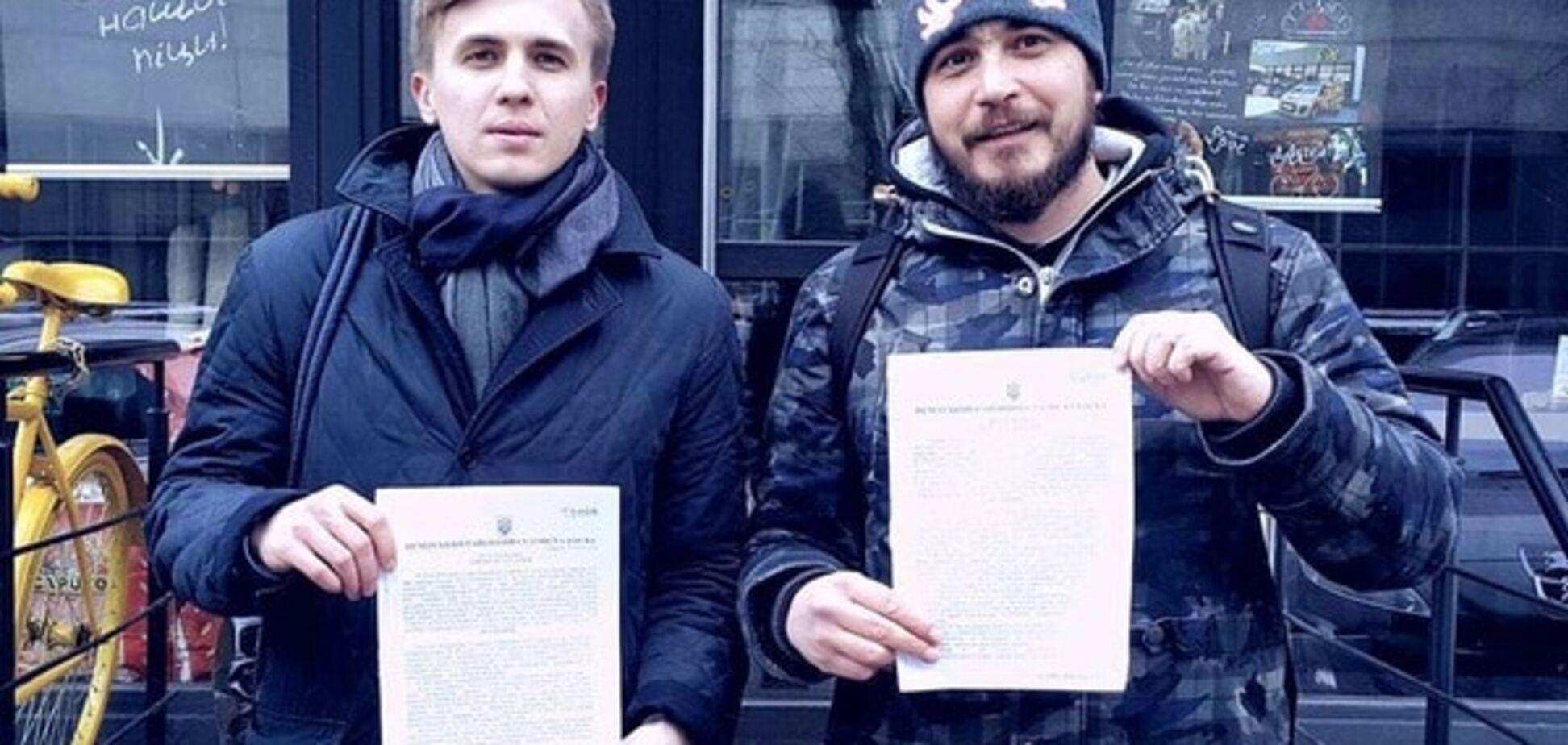 Журналісти виграли в суді справу проти СБУ, Матіос відреагував