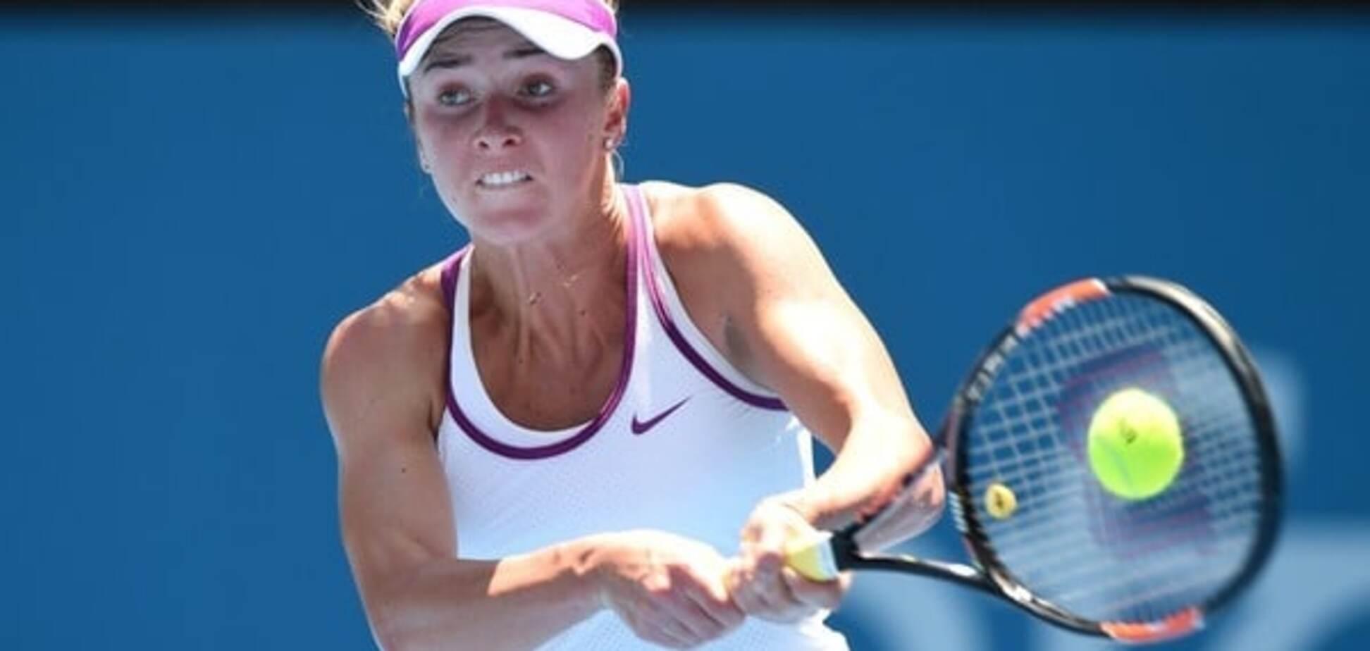 Кращі тенісисти України феєрично стартували на Australian Open