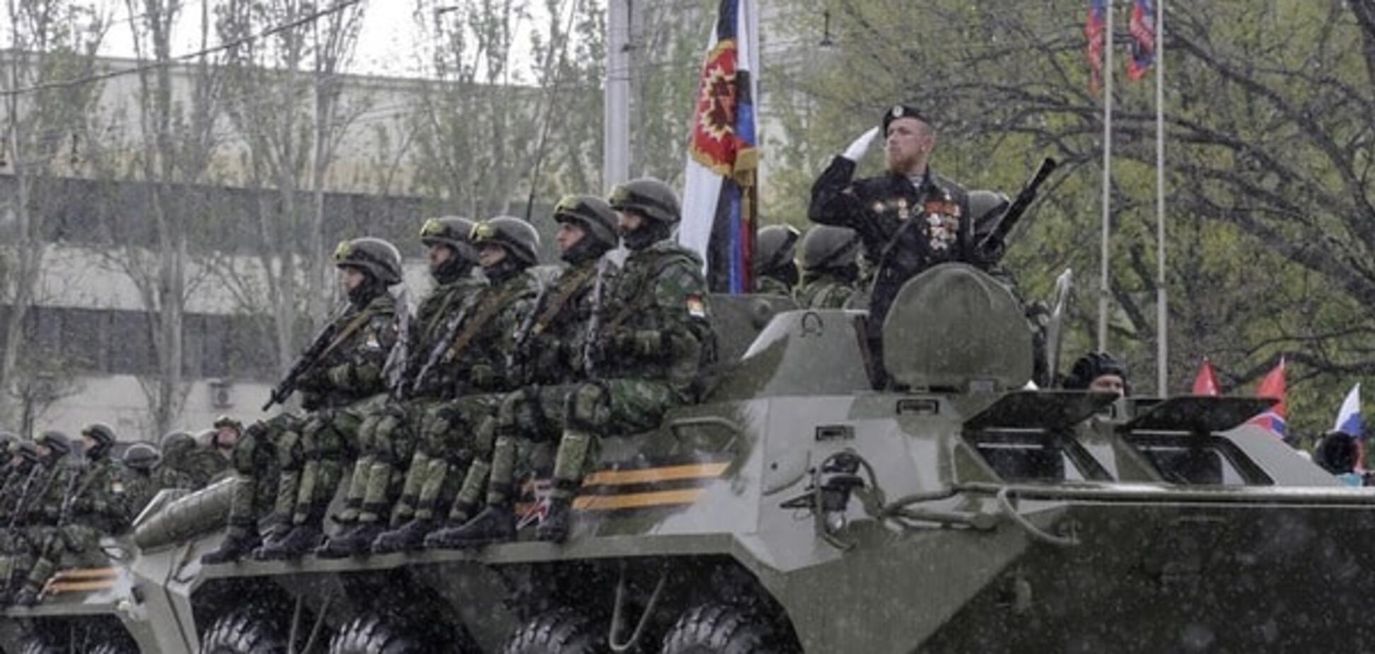 'ДНР' и 'ЛНР' - это ширма: на Донбассе воюют профессиональные военные из России – экс-спикер Путина