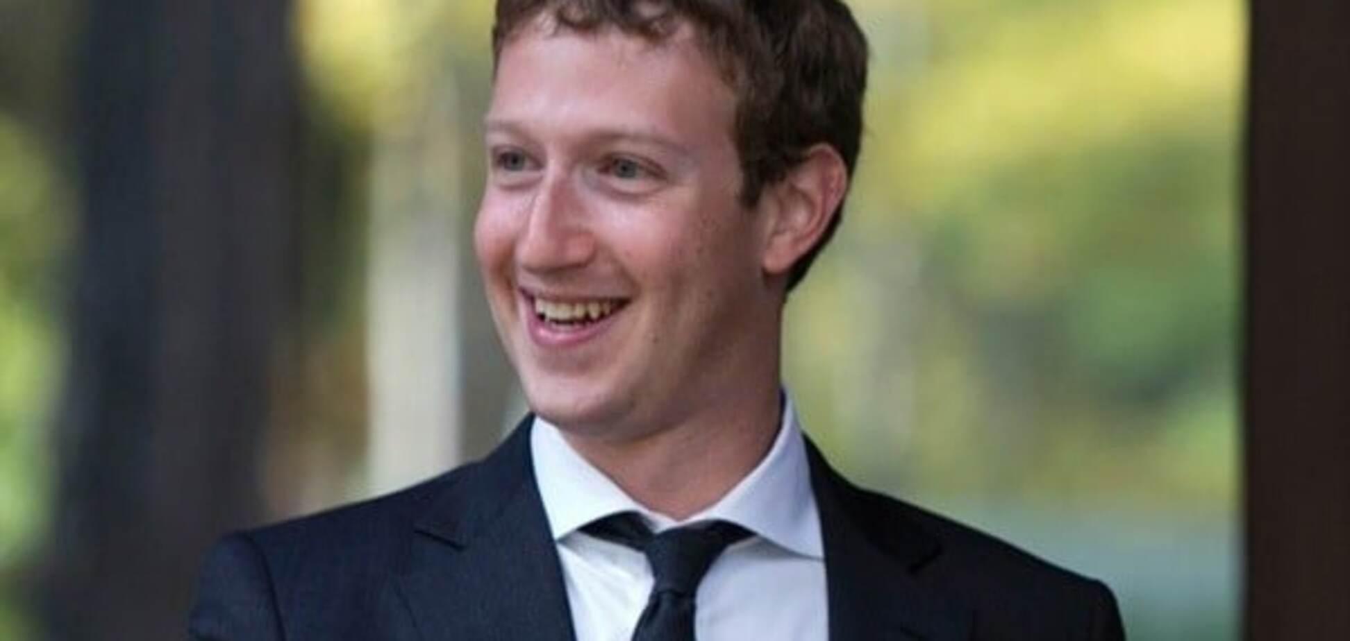 Марк Цукерберг выложил в сеть праздничное фото с семьей