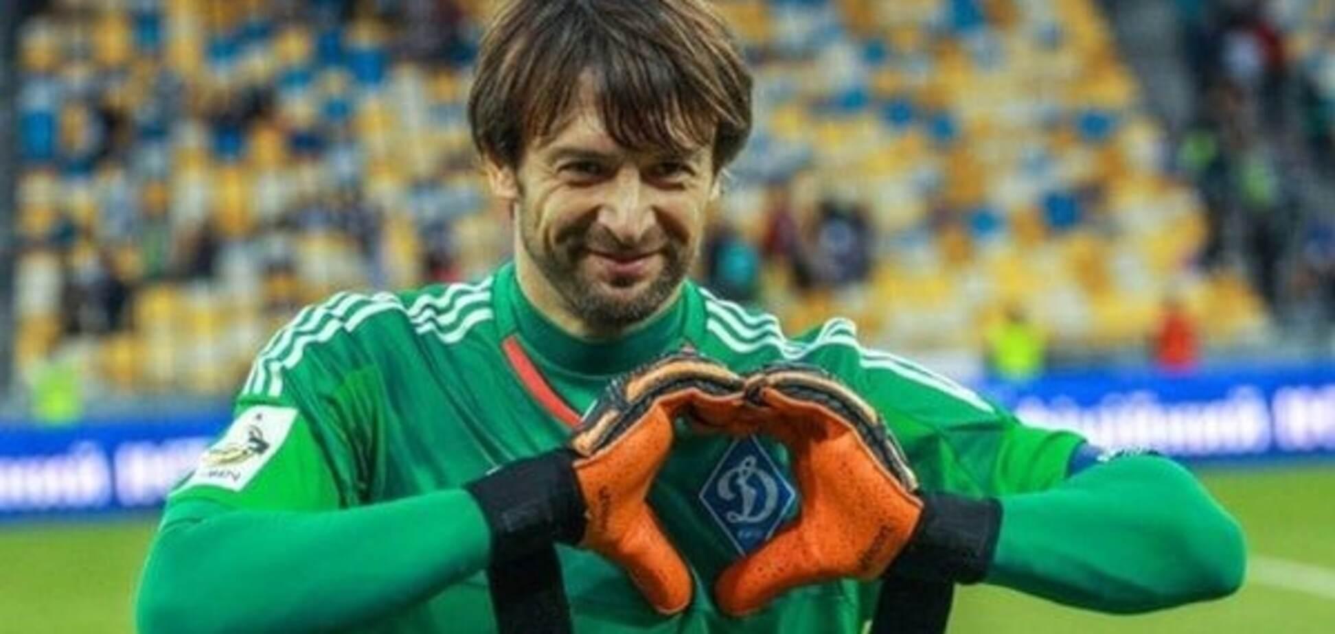 Поздравляем! Шовковскому исполнился 41 год: яркие фото легенды 'Динамо'