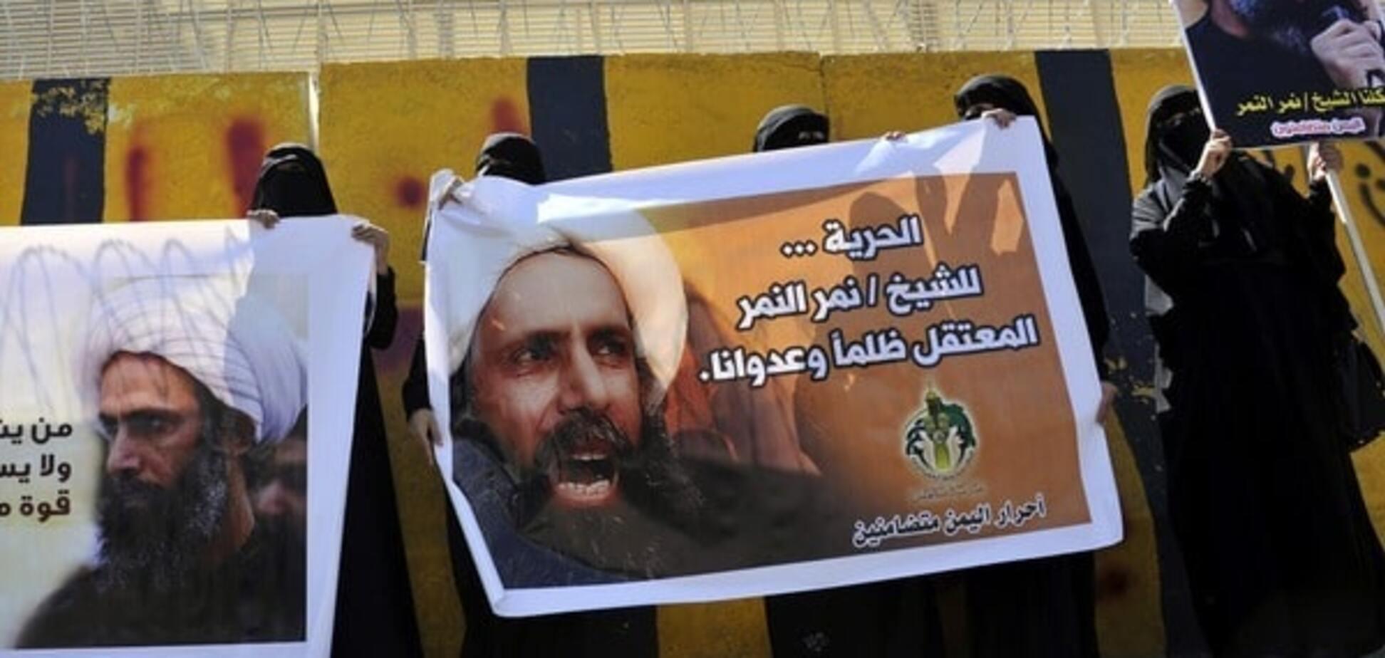 Казнь аль-Нимра: стражи исламской революции грозят свергнуть власти Саудовской Аравии