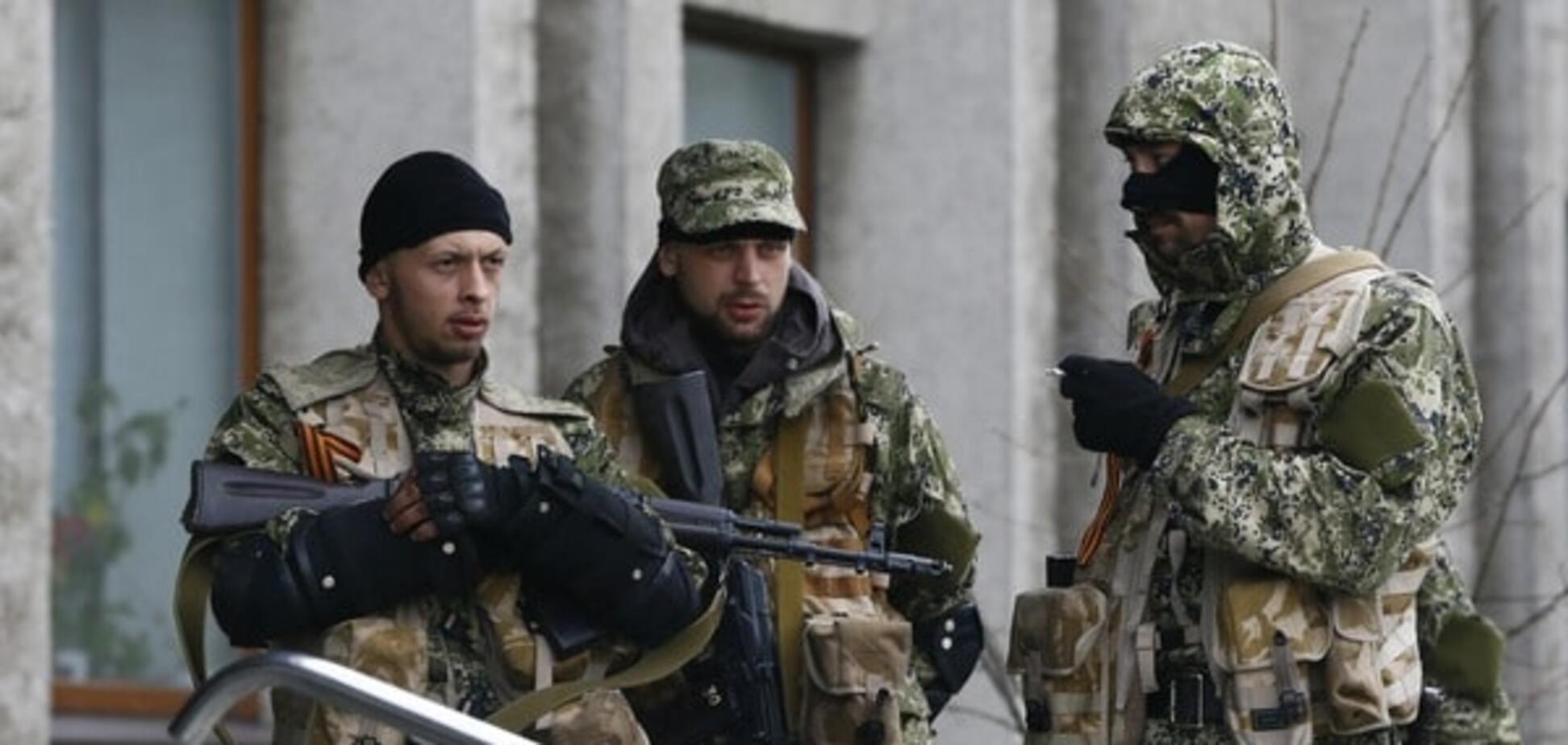 За даними розвідки, терористи 'ДНР' ріжуть один одного і біжать з поля бою