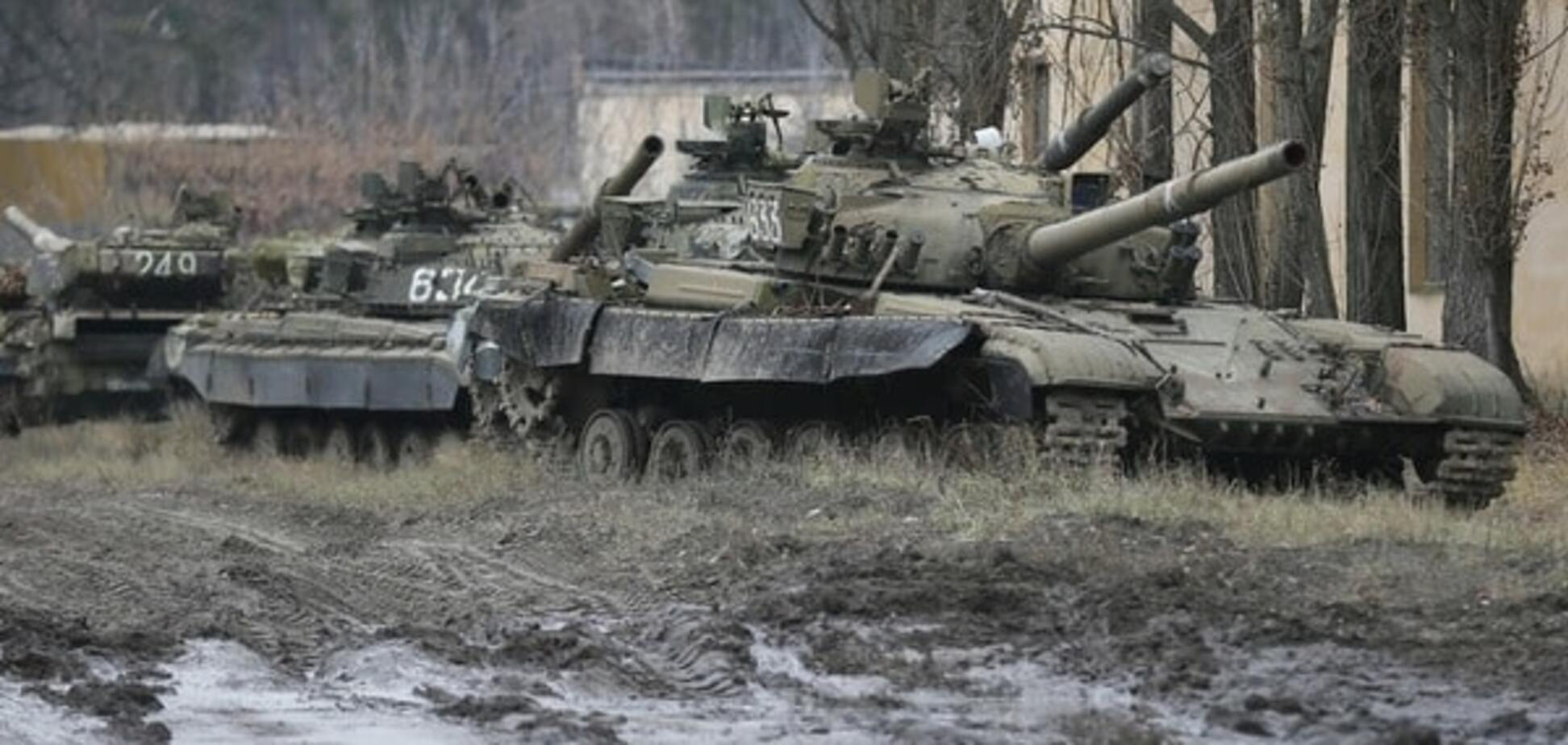 Новый год в АТО: террористы накрыли Донбасс огнем из гранатометов