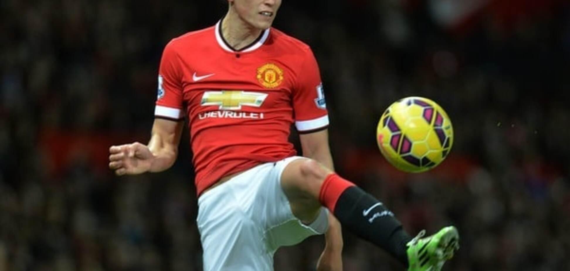 Футболіста 'Манчестер Юнайтед' знудило під час матчу: відео конфузу