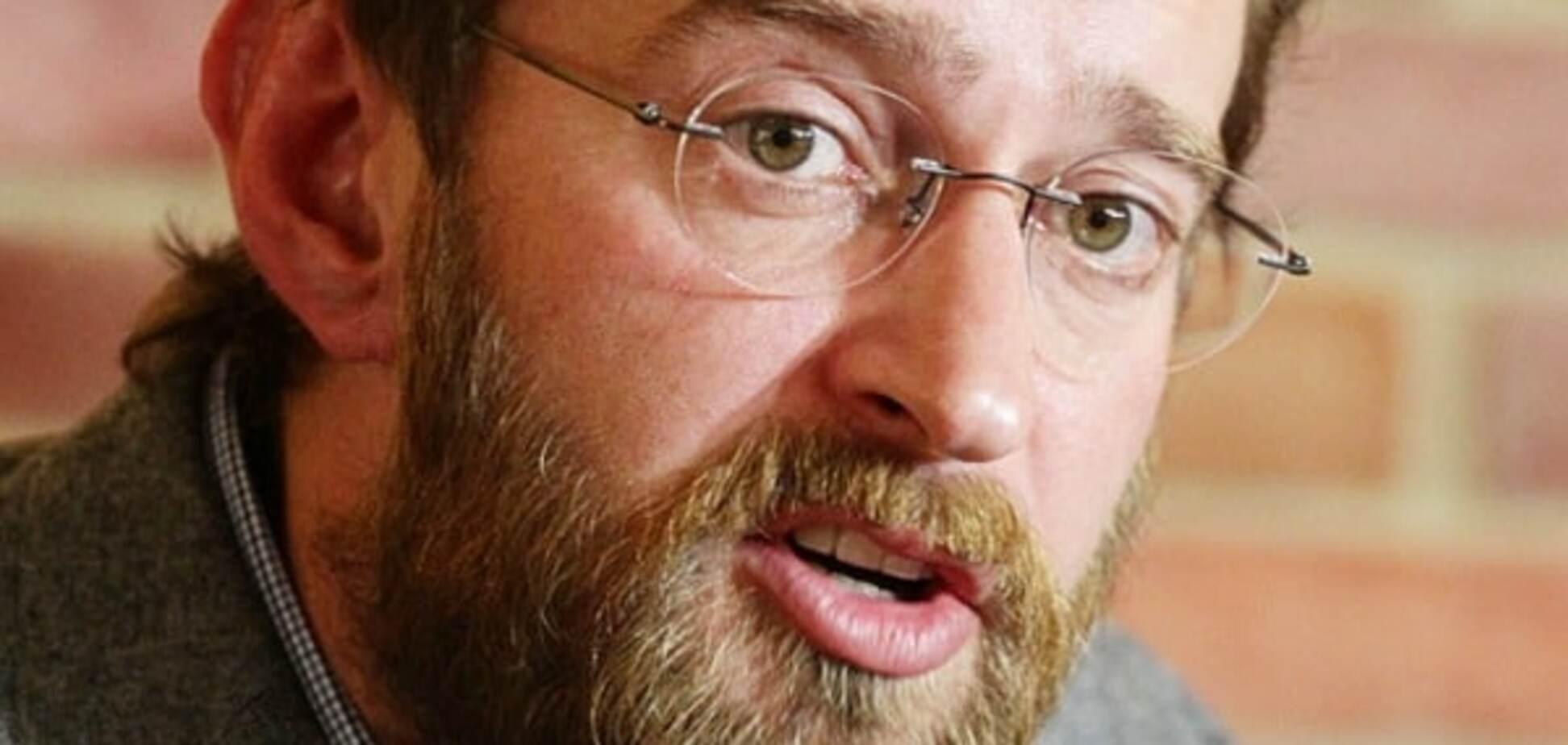 Хабенский наведался в оккупированный Крым и попал в базу 'Миротворец'