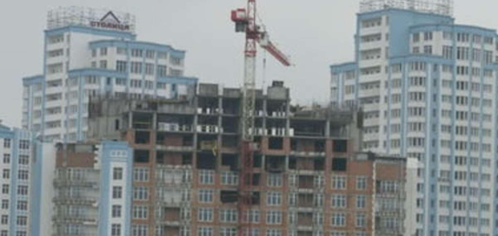 В Украине рекордно обвалился рынок недвижимости