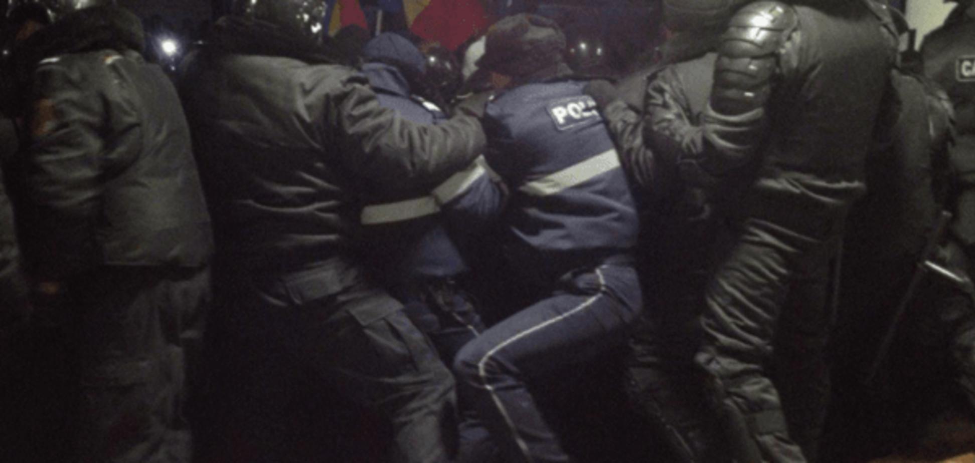Протесты в Молдове: названо количество пострадавших в столкновениях