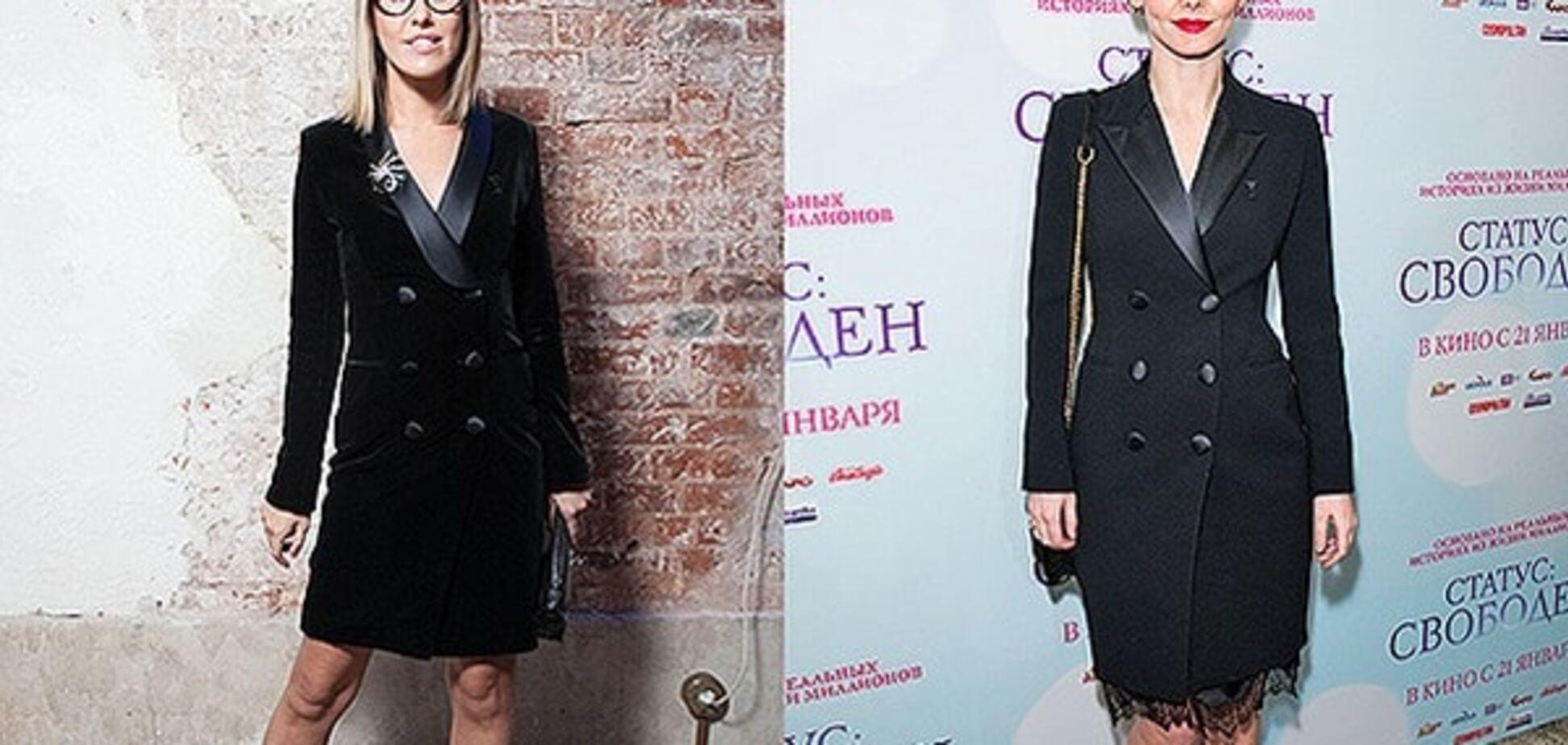 Модная битва: Ксения Собчак против Елизаветы Боярской