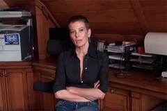 Высоцкая записала видеообращение интернет-мошенникам