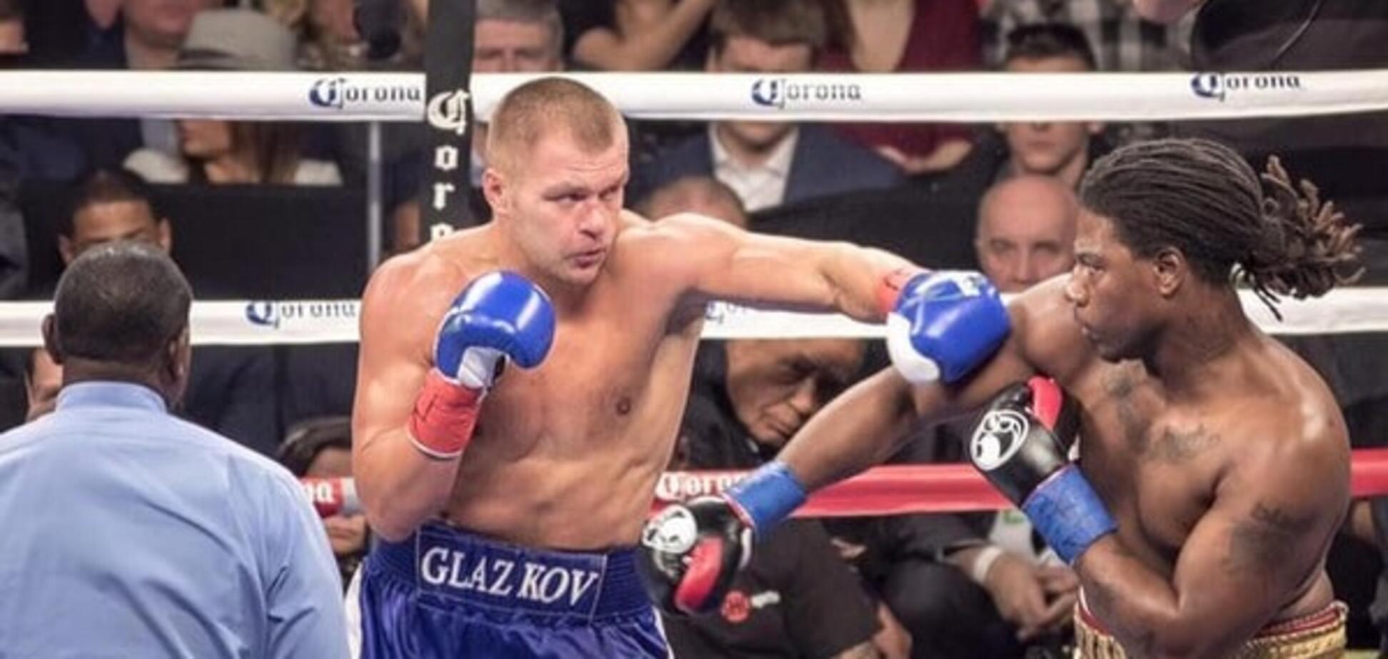 Лікарі поставили невтішний діагноз українському боксерові Глазкову