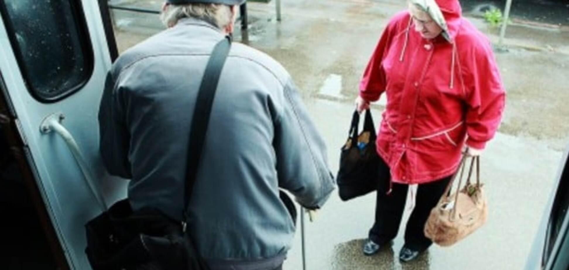 Преступность в Киеве: грабители открыли охоту на пенсионеров
