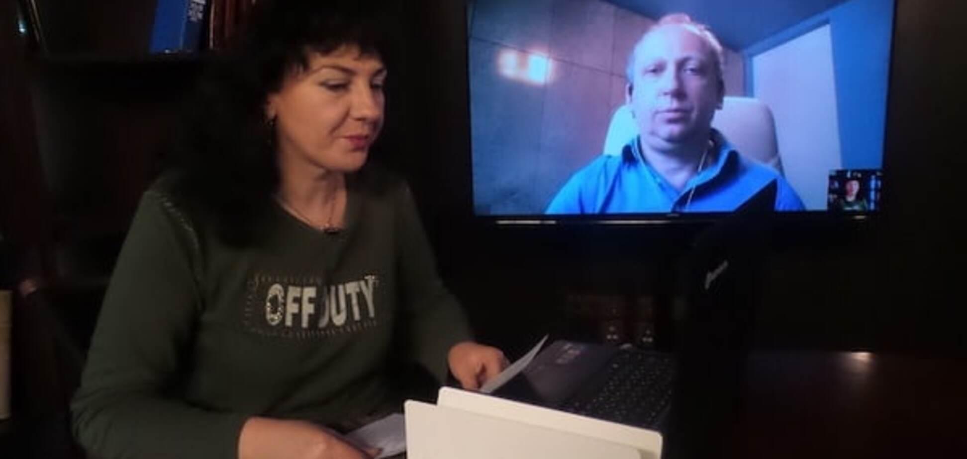 Путин никогда не уйдет с Донбасса - Слава Рабинович