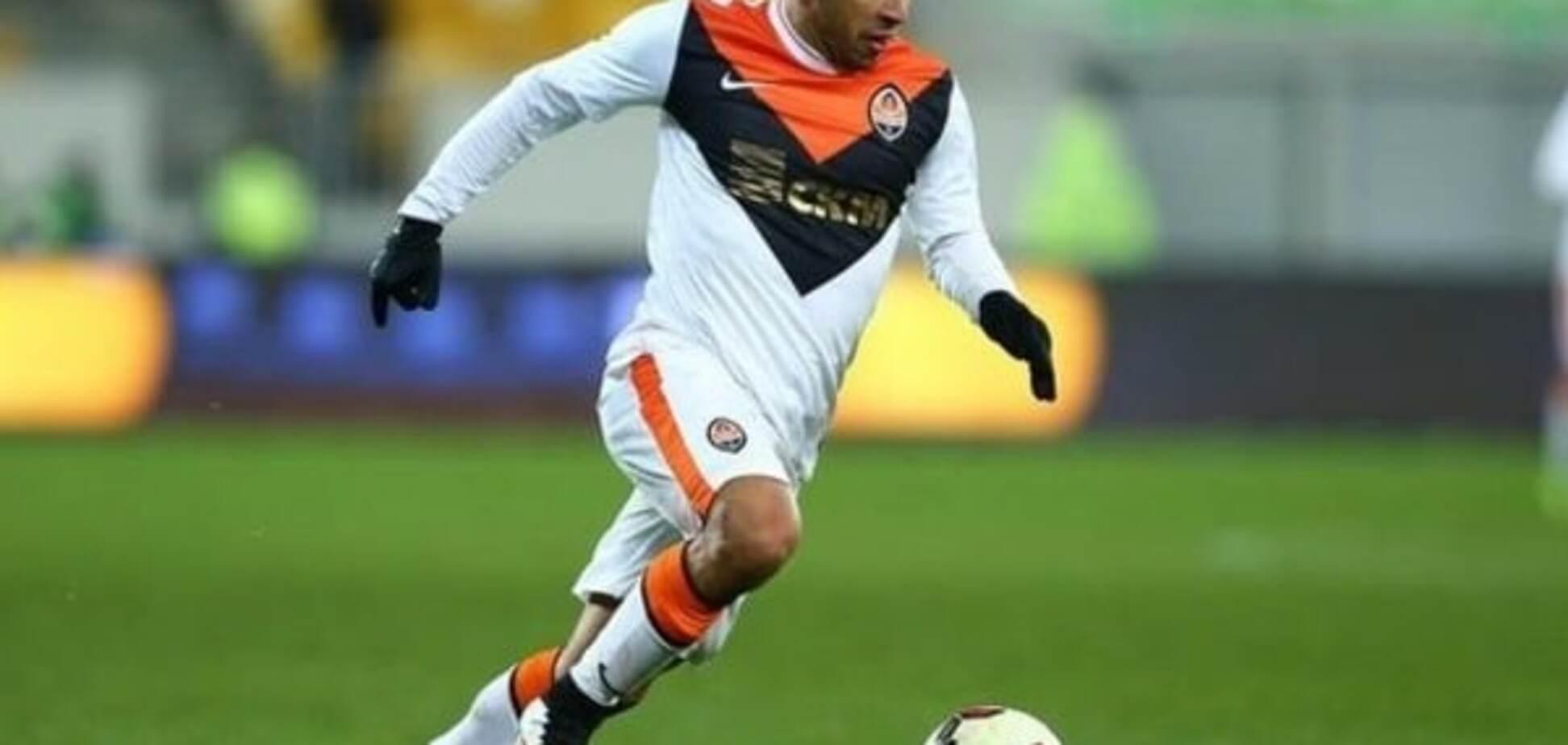 'Шахтар' погодив трансфер бразильського півзахисника