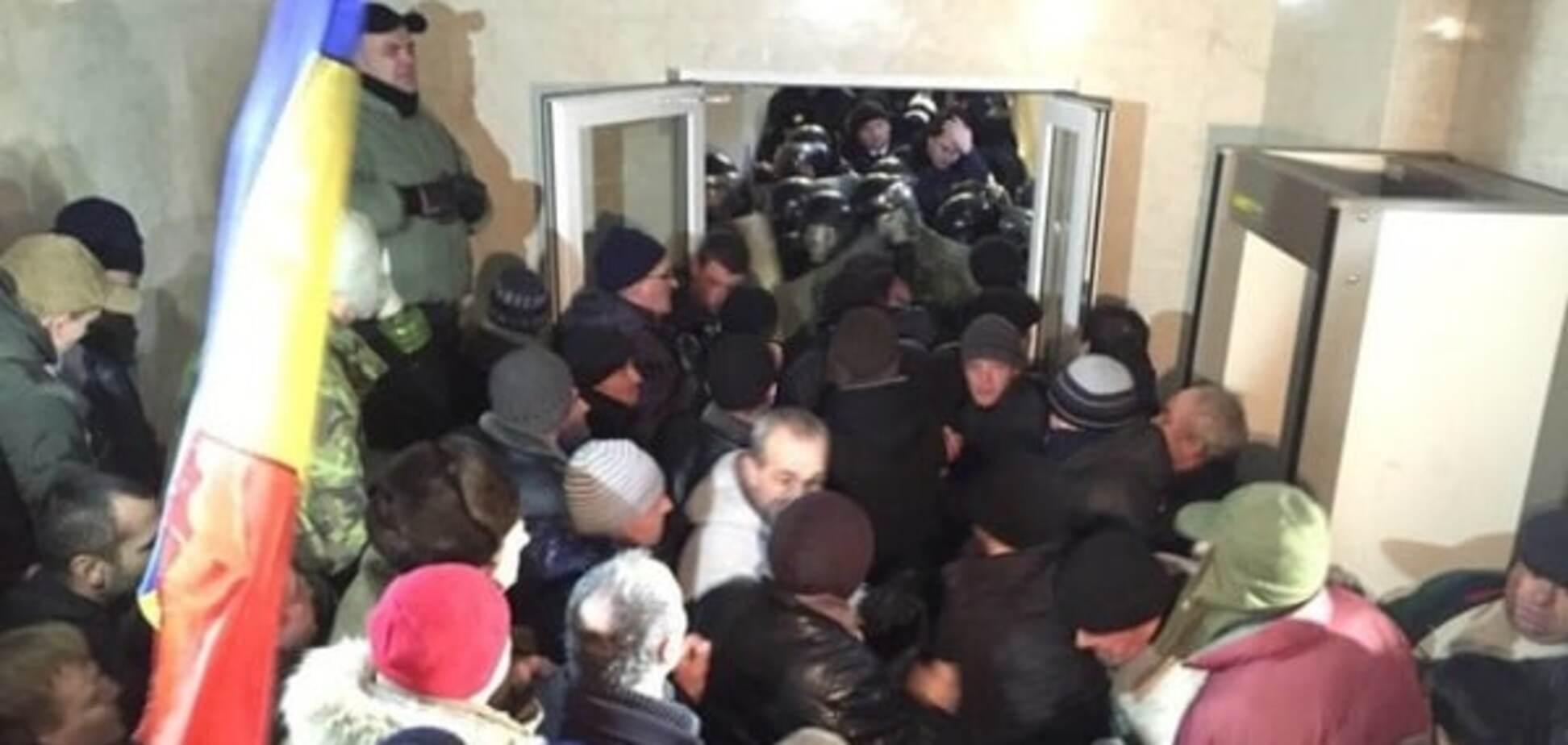 Протести в Молдові: всі винні в безладах будуть покарані